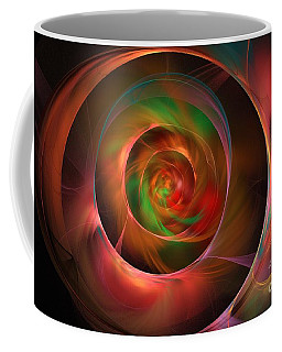 A Kind Of Inner Opalescence Coffee Mug