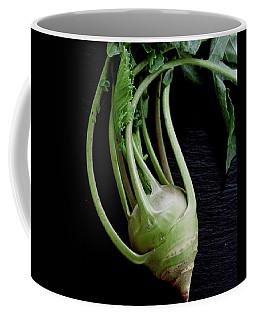 A Kohlrabi Coffee Mug
