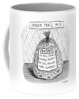 Urban Trail Mix Coffee Mug