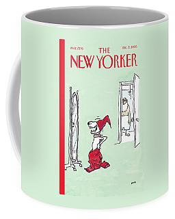 A Laugh On Santa Coffee Mug