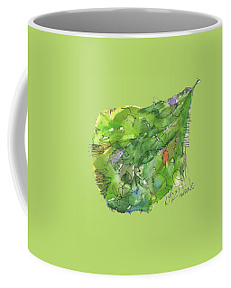 A Leaf Coffee Mug