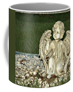 A Little Bird Whispered To Me Coffee Mug by Bruce Carpenter