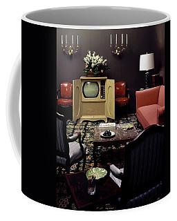 A Living Room Coffee Mug