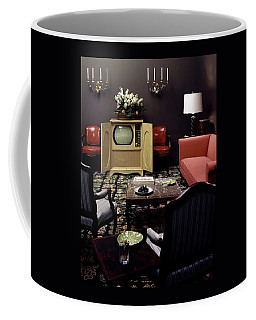 A Living Room Coffee Mug