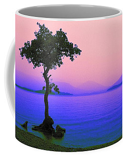 Lonely Tree II Coffee Mug