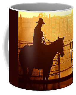 A Long Day Coffee Mug by Steven Reed