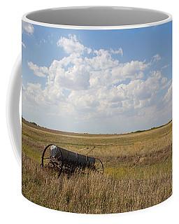 A Long The Field Coffee Mug