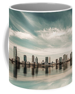 a look to New Jersey  Coffee Mug
