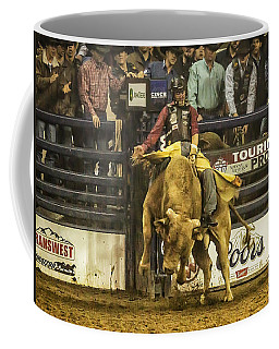 A Lot Of Bull At The National Stock Show Coffee Mug
