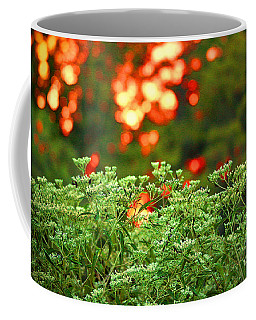 A Love Bug Sunset Coffee Mug