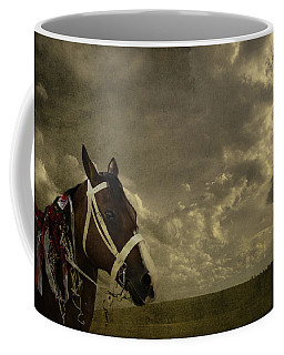 A Lovely Horse Coffee Mug