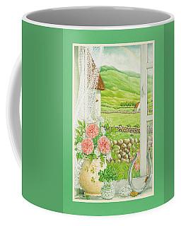 A Lucky View Coffee Mug