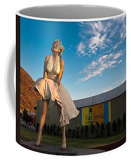 A Marilyn Morning Coffee Mug