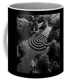 A Maze At The Chateau-sur-mer Coffee Mug