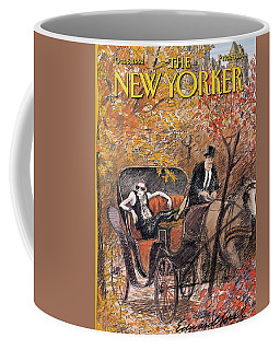 New Yorker October 5th, 1992 Coffee Mug
