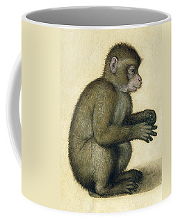 A Monkey Coffee Mug