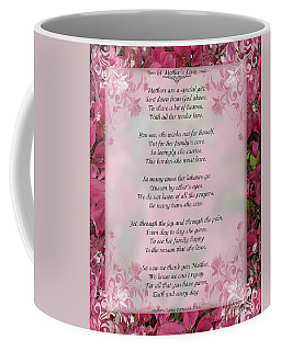 A Mother's Love  8x10 Format Coffee Mug