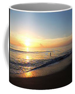 A New Day Begins Coffee Mug