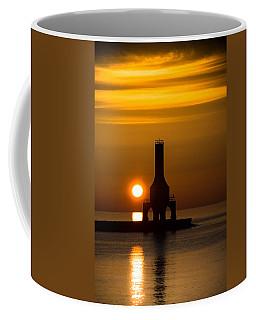 A New Day Coffee Mug by James  Meyer