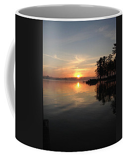 A New Day Coffee Mug by M West
