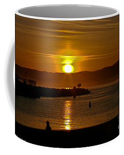 Coffee Mug featuring the photograph A New Day by Mitch Shindelbower