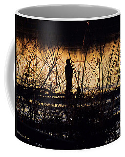 Coffee Mug featuring the photograph A New Day by Robyn King