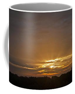 A New Day - Sunrise In Texas Coffee Mug
