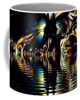 A Night On The Water Coffee Mug