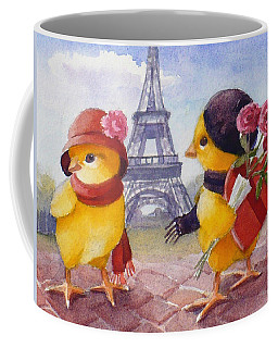 A Paris Valentine Coffee Mug