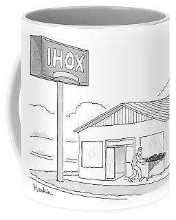 Ihox Coffee Mug