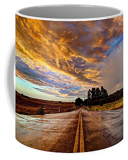 A Passing Storm Coffee Mug