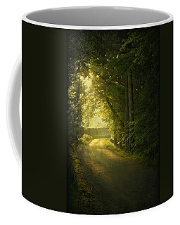 A Path To The Light Coffee Mug