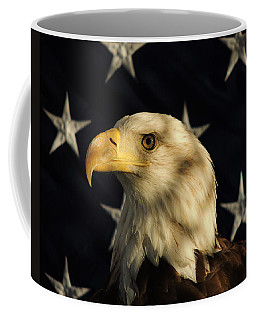 A Patriot Coffee Mug