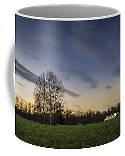 A Peaceful Sunset Coffee Mug