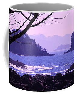 a Peek at the Bay Coffee Mug