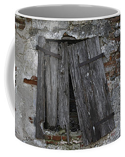 A Peek Into My Secrets Coffee Mug