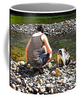 A Perfect Day Coffee Mug by Micki Findlay
