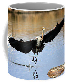 A Perfect Landing Coffee Mug