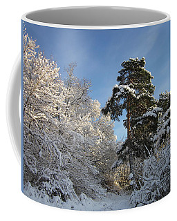 A Perfect Winterday Coffee Mug