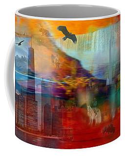 A Piece Of America Coffee Mug