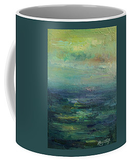A Place For Peace Coffee Mug by Mary Wolf