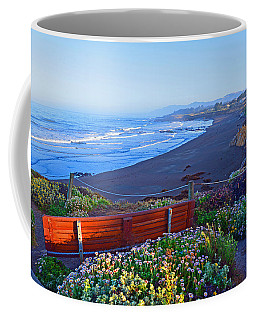 A Place To Reflect Coffee Mug