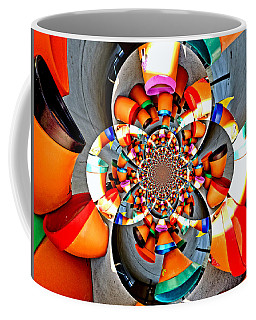 A Play On Light Coffee Mug