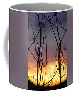 A Queen's Sunset Coffee Mug by Jani Freimann
