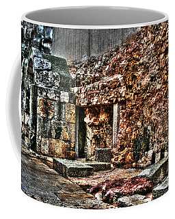 Coffee Mug featuring the photograph A Quiet Place To Pray by Doc Braham