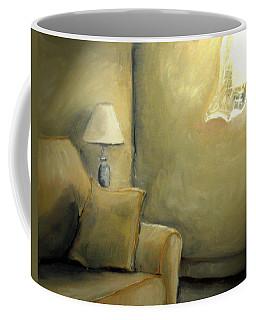 A Quiet Room Coffee Mug