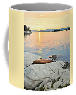 A Quiet Time Coffee Mug