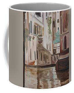 A Quiet Venice Canal Coffee Mug