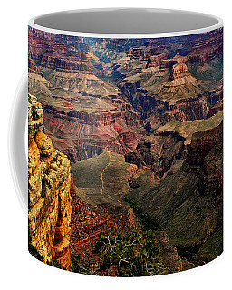 A River Runs Through It-the Grand Canyon Coffee Mug