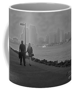 A Romantic Walk 2 Coffee Mug